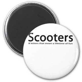 scooters magnet