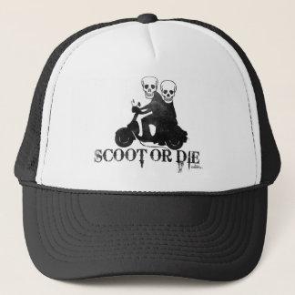 ScootOrDie Trucker Hat
