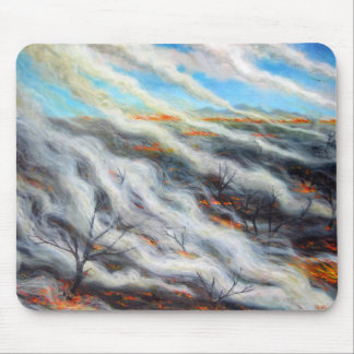 Scorched Earth 2014 Mouse Mat