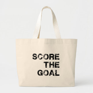 Score the Goal Acessories Canvas Bags