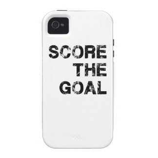 Score the Goal Acessories Case For The iPhone 4