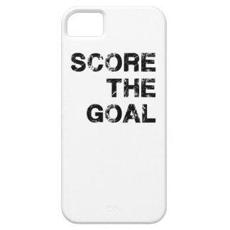 Score the Goal Acessories iPhone 5 Schutzhülle