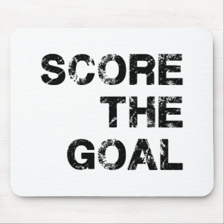 Score the Goal Acessories Mousepads