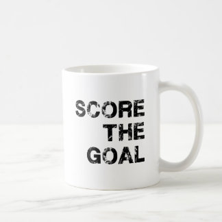 Score the Goal Acessories Mugs