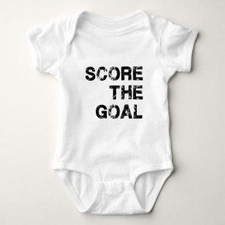 Score the Goal Apparel White T-shirt