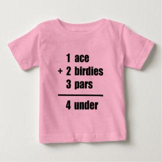Scorecard T-shirts