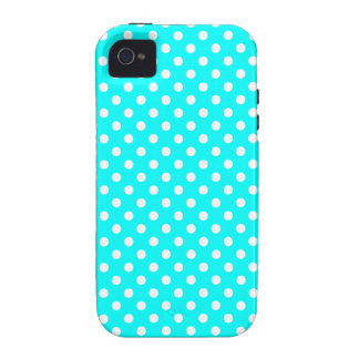 Scores Weis on turquoise Vibe iPhone 4 Cover