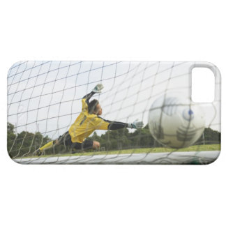Scoring a goal case for the iPhone 5