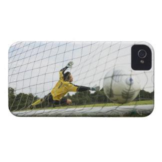 Scoring a goal Case-Mate iPhone 4 case