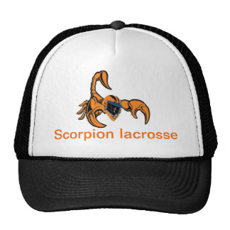 Scorp Trucker Cap