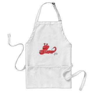 Scorpi crab aprons