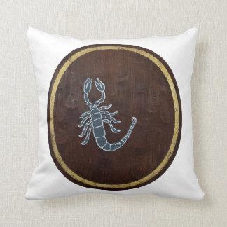 Scorpio 2008 cushion