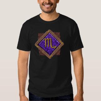 Scorpio 3-D Emblem T-Shirts