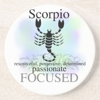 Scorpio About You Coaster