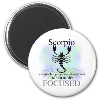 Scorpio About You Magnet