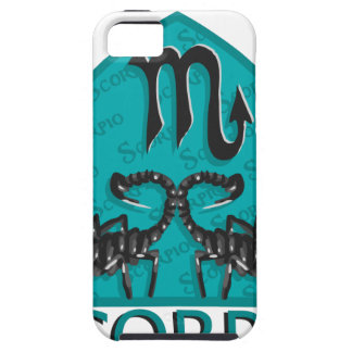 Scorpio Astrological Sign iPhone 5 Covers