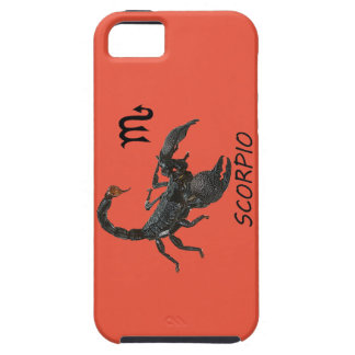 Scorpio astrology tough iPhone 5 case