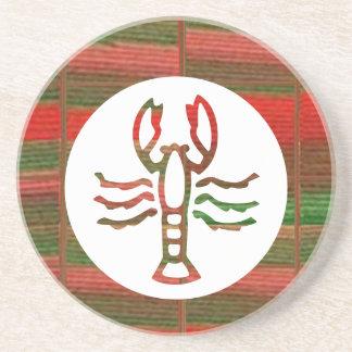 SCORPIO Astrology Zodiac Symbol Coaster
