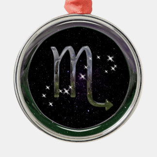 Scorpio Christmas Ornament