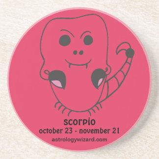 Scorpio Coaster