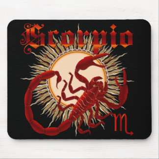 Scorpio-Design-1 Mouse Mat