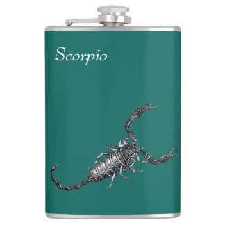 Scorpio Flask