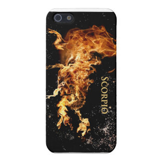 Scorpio iPhone 5/5S Covers