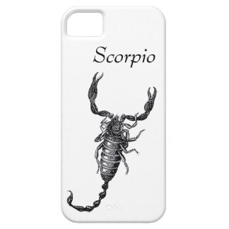 Scorpio iPhone 5 Cover