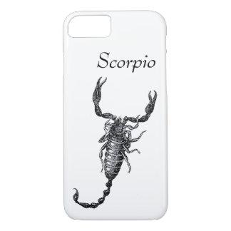 Scorpio iPhone 7 Case