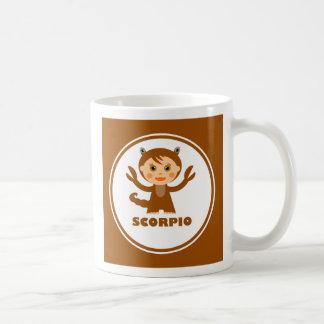 Scorpio is my Zodiac Sign Coffee Mug