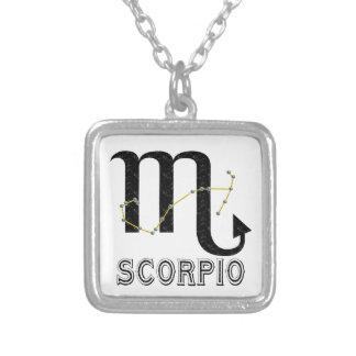 Scorpio Pendants