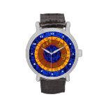 Scorpio Pattern Wrist Watches