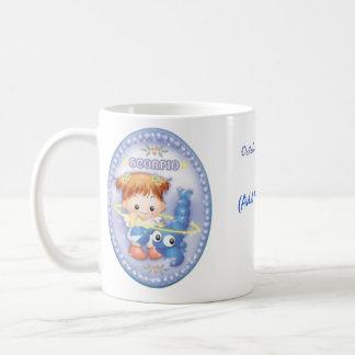 Scorpio - Personalised Zodiac Mug