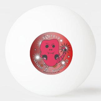 Scorpio Ping Pong Ball. Ping Pong Ball