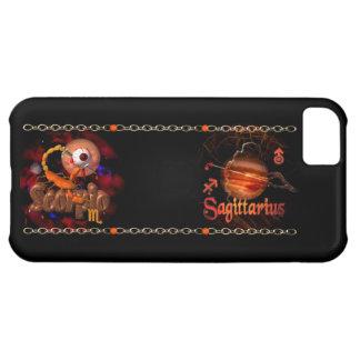 Scorpio Sagittarius zodiac Cusp or 2 sign iPhone 5C Case