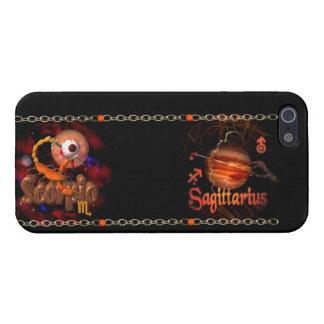 Scorpio Sagittarius zodiac Cusp or 2 sign Case For iPhone 5