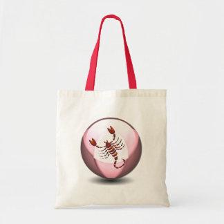 Scorpio Scorpion Environmental Tote Bag