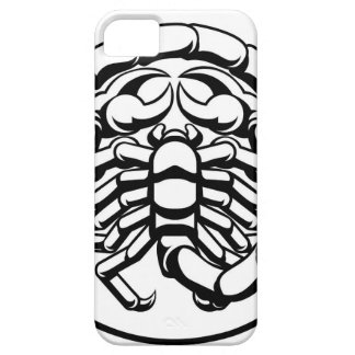 Scorpio Scorpion Horoscope Zodiac Sign iPhone 5 Cases