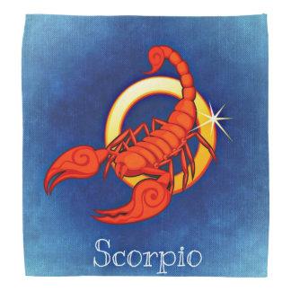 Scorpio scorpione bandana