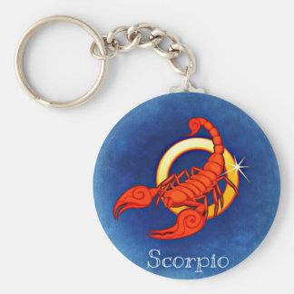 Scorpio, Scorpione Key Ring