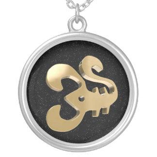 Scorpio, Scorpione Silver Plated Necklace