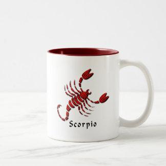 Scorpio Sign Coffee Mug