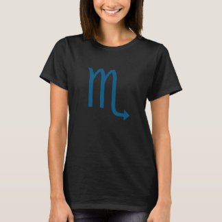 Scorpio Sign Zodiac Cosplay T-Shirt