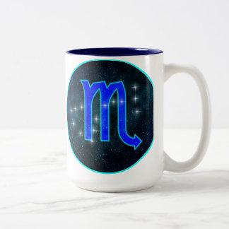 Scorpio Stars Mug