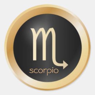 scorpio sticker zodiac
