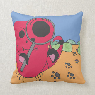 Scorpio Throw Cushion