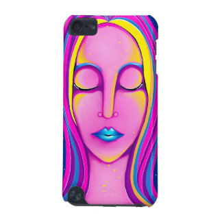 Scorpio Woman Digital Painting Case iPod Touch 5G Covers
