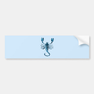 Scorpio Zodiac Bumper Sticker