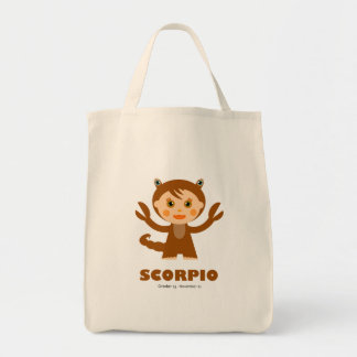 Scorpio Zodiac for Kids Bags
