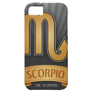 Scorpio Zodiac iPhone 5 Case